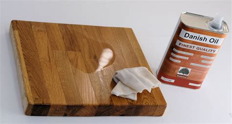 How To Use Danish Oil For Sealing Wood Finish