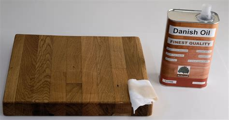 How To Use Danish Oil On Oak