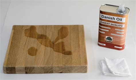 How To Use Danish Oil On Walnut Wood