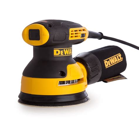 How To Use Dewalt Random Orbital Sander