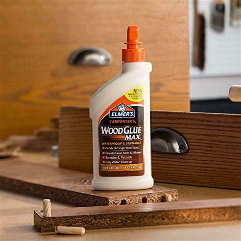 How To Use Elmers Wood Glue