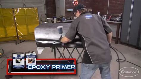 How To Use Epoxy Primer On A Car