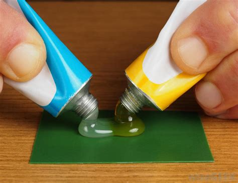 How To Use Epoxy Resin Glue