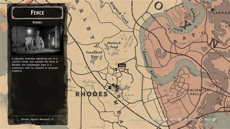 How To Use Fences In Rdr2