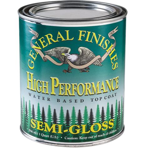 How To Use General Finishes High Performance Top Coat