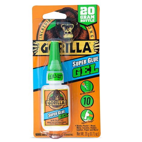 How To Use Gorilla Glue Gel