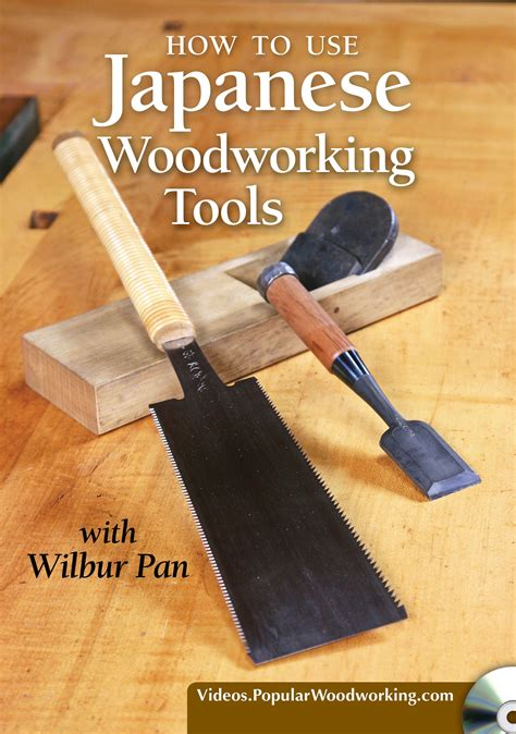 How To Use Japanese Woodworking Tools