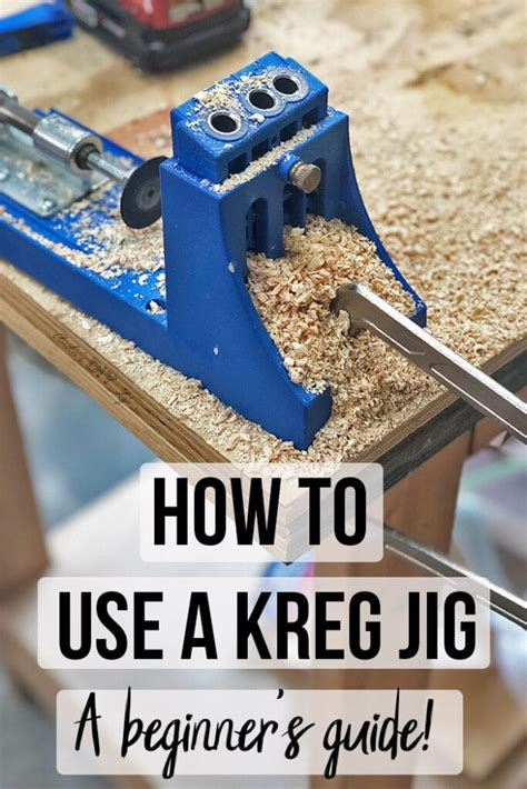 How To Use Kreg Pocket Hole Tool