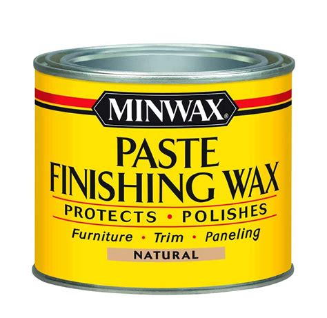 How To Use Minwax Paste Finishing Wax