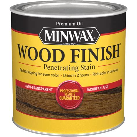 How To Use Minwax Penetrating Stain