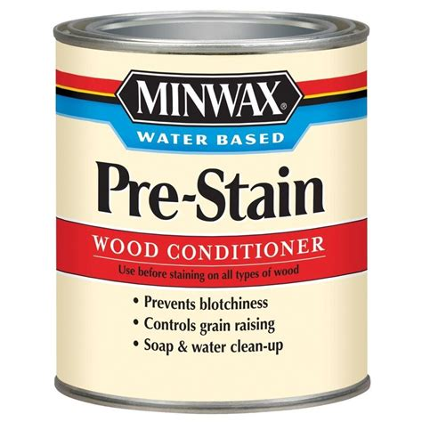 How To Use Minwax Pre Stain
