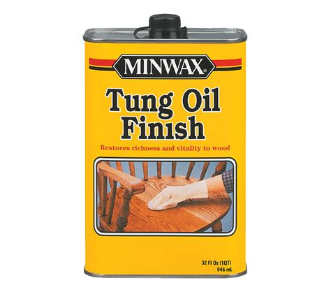 How To Use Minwax Tung Oil Finish