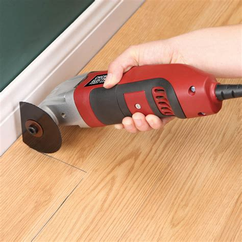 How To Use Multi Function Oscillating Tool