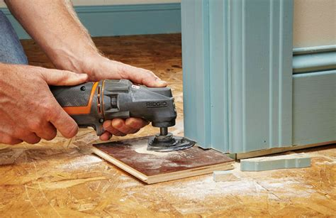 How To Use Oscillating Tool Attachments