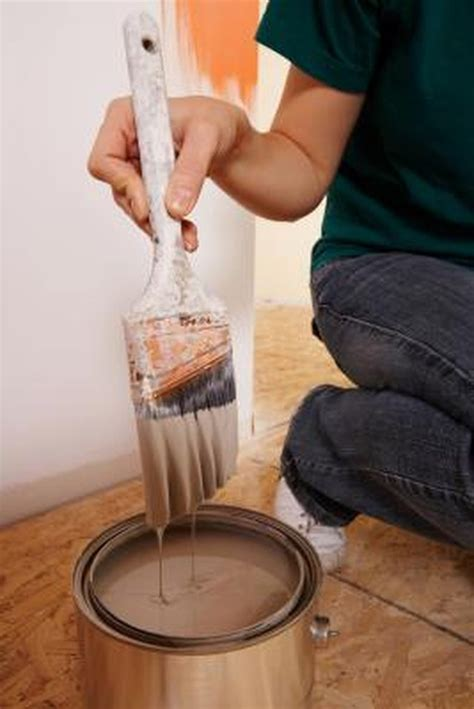 How To Use Paint Thinner With Oil Paints