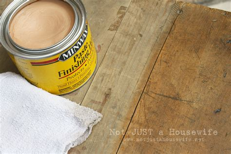How To Use Paste Wax On New Polyurethane