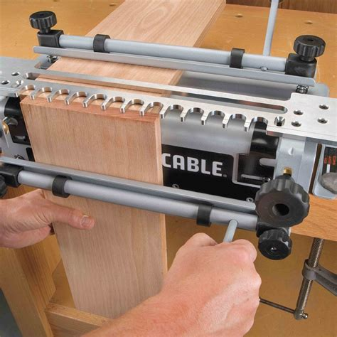 How To Use Porter Cable Dovetail Jig #4212