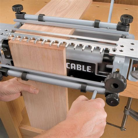 How To Use Porter Cable Dovetail Jig 4210