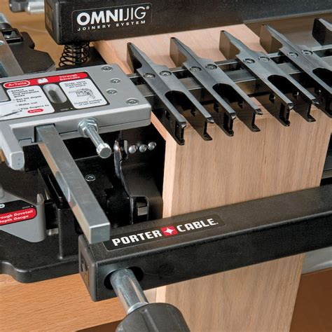 How To Use Porter Cable Dovetail Jig 421201