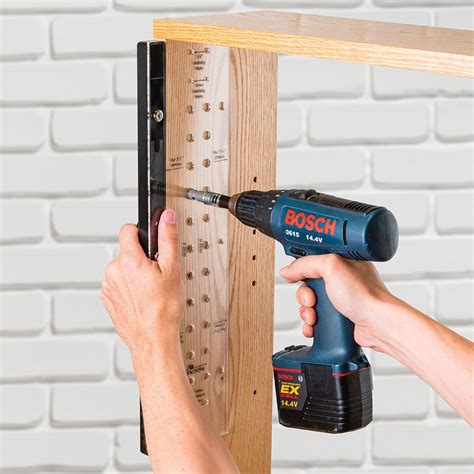 How To Use Rockler Jig It Shelving Jig