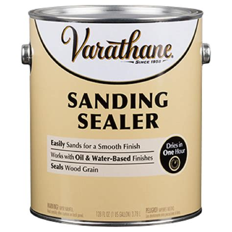 How To Use Sanding Sealer And Polyurethane