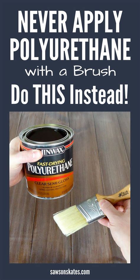 How To Use Spray Polyurethane On A Picture
