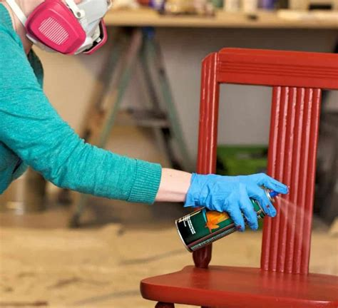 How To Use Spray Varnish On Wood