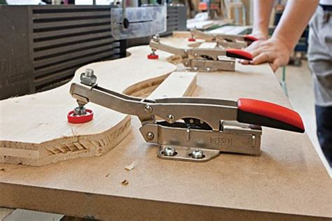 How To Use Toggle Clamps