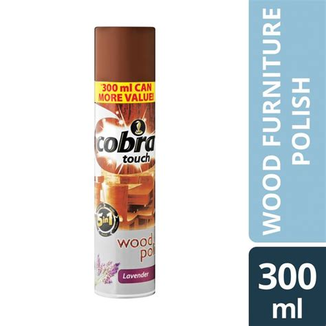 How To Use Touch Wood Polish