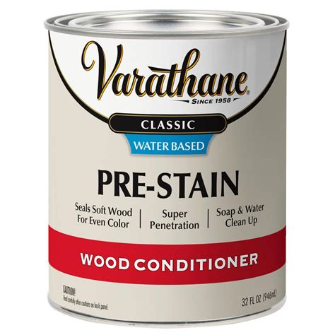 How To Use Varathane Wood Conditioner