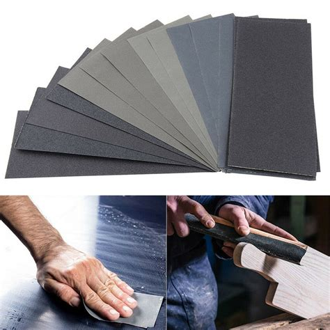 How To Use Wet And Dry Sandpaper On Plaster