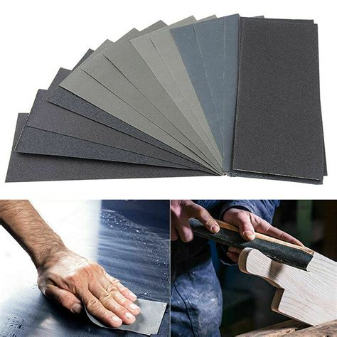 How To Use Wet And Dry Sandpaper On Wood
