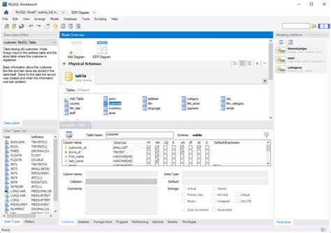 How To Use Workbench Of Mysql