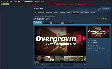 How To Use Workshop Mods Unturned