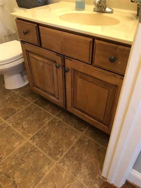 How To Varnish Bathroom Cabinets