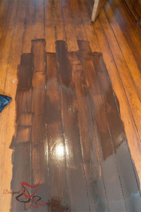 How To Varnish Over Stain