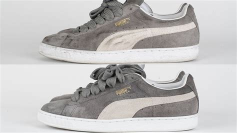 How To Wash Suede Puma Sneakers