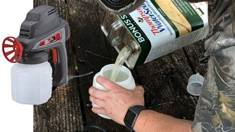 How To Water Seal Wood To Concrete