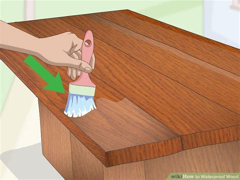 How To Waterproof Pine Wood