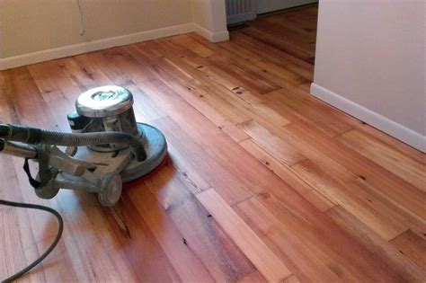 How To Wax Wood Floors Diy