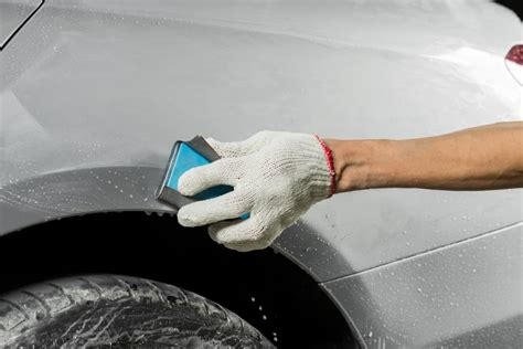 How To Wet Sand A Car With Air Sander