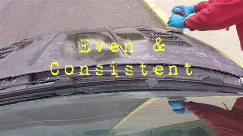 How To Wet Sand A Carbon Fiber Hood