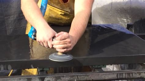 How To Wet Sand Concrete Countertop