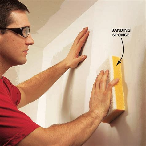 How To Wet Sand Primed Drywall