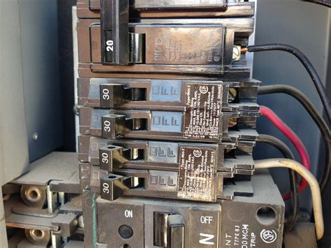 How To Wire A 30 Amp Breaker