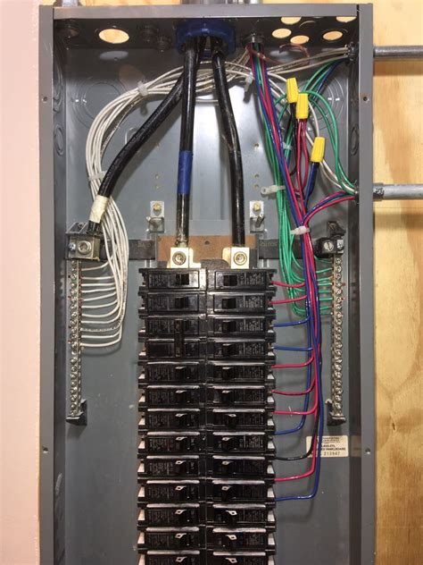 How To Wire A Breaker In An Electrical Panel