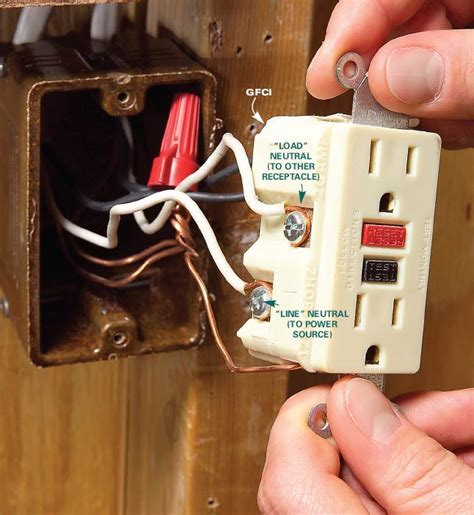 How To Wire A New Breaker And Outlets