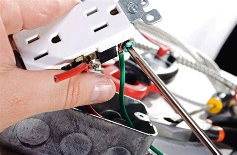 How To Wire An Outlet Circuit