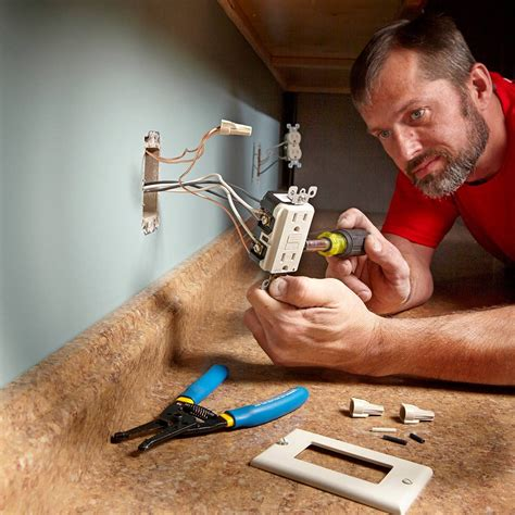 How To Wire An Outlet Socket