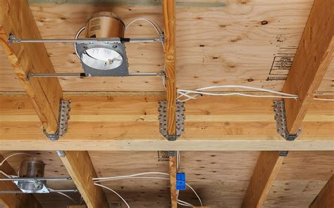 How To Wire Basement Lighting